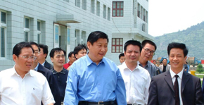 General Secretary Xi Jinping Inspected the Chengyi Pharmaceutical Co., Ltd